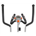 Home use magnetic body building exercise gym bike