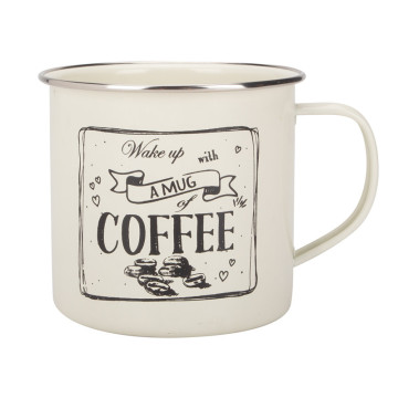 Coffee Or Cold Beverages Coffee Mug