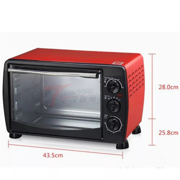 Sheet Metal Fabrication CNC Machining Toaster Oven Prototype