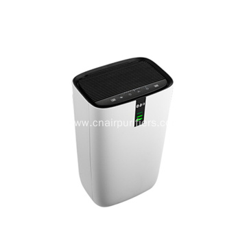 School use air cleaner with UV