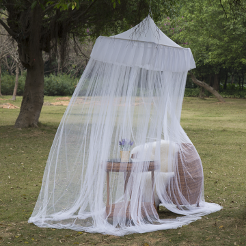 Spacious Outdoor Bed Canopy Mosquito Nets