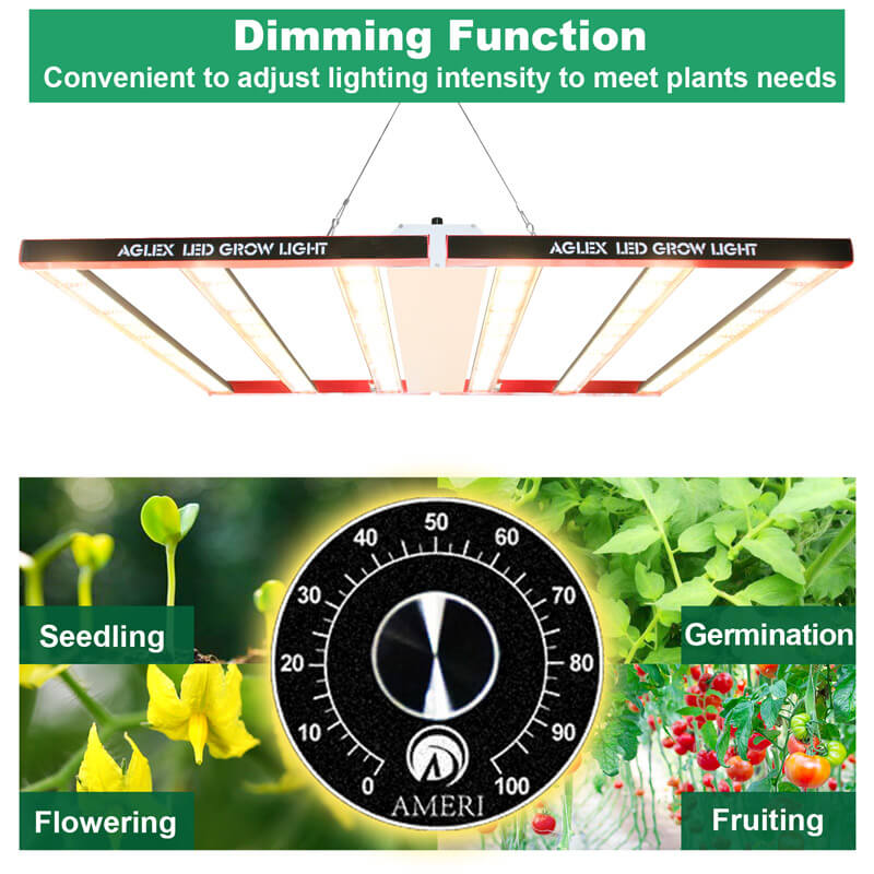 Dimmable Led Grow Light