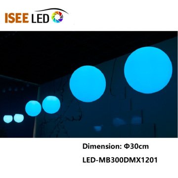 3D 400mm DMX Led RGB Ball Light