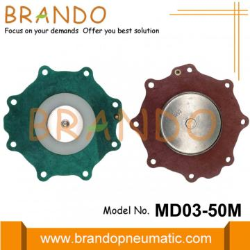 MD03-50M TH-5450-M TH-4450-M 2 Inch Pulse Valve Diaphragm