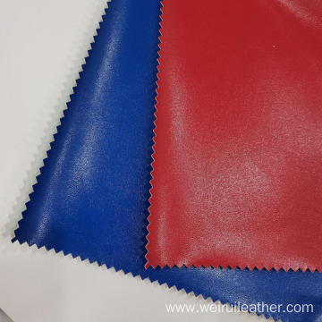 Solid Color Calfskin PU Leather