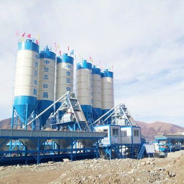 Hot sale industrial high quality concrete batching plant