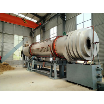 Sawdust Charcoal Making Machine