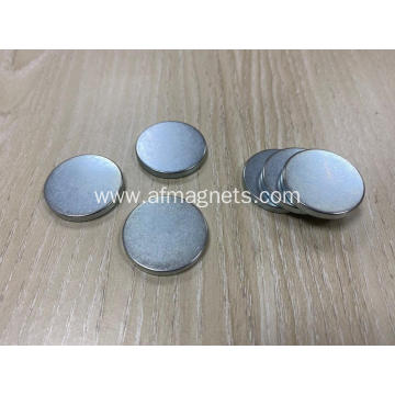 Zinc Coated Neodymium Magnets