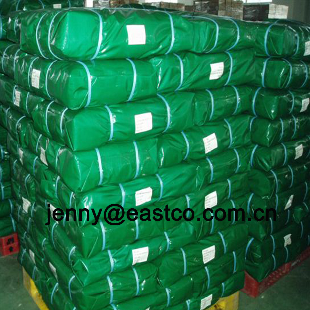 UV Green Tarpaulin Bale Packing