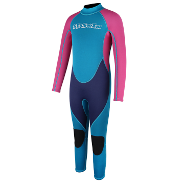 Seaskin 2MM Neoprene OnePiece Full Wetsuits For Kids