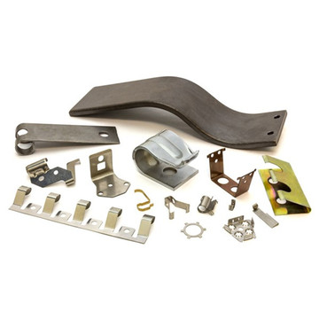 OEM Custom Metal Fabrication Stamping Part