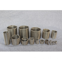 Tanged Insert 2D / .5L 304 SST Screw-Locking