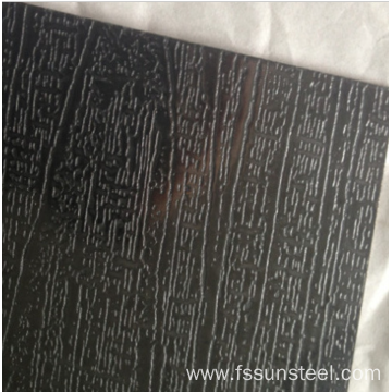 304 SS decorative Embossed sheets