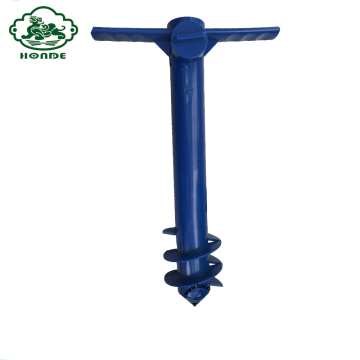 Beach Umbrella Anchor Gardening Tool