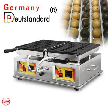 Mesin Pembuat Egg Bubble Waffle Electric Japanese Egg Ball Maker
