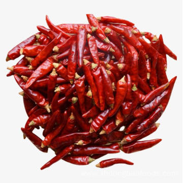 Dried Hot Chilli With Stems