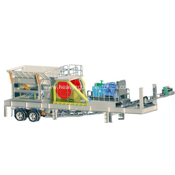 Mobile Coal Crushing Plant For Coal Stone Ore