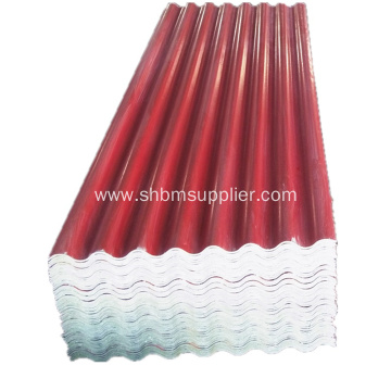 High Strength Fire-resistant MgO Roofing Tiles