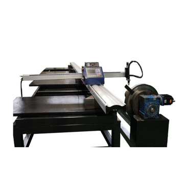 Economical Pipe and Sheet CNC Plasma Cutting Machine