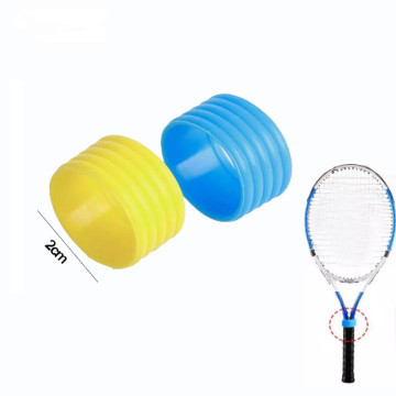 Custom Silicone Tennis Racket Handle Grips Ring