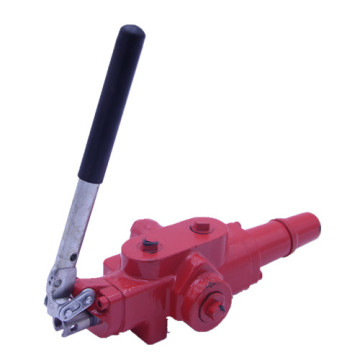 log splitter valve in Alaska