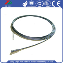 Zhipu tungsten wire rope pure tungsten