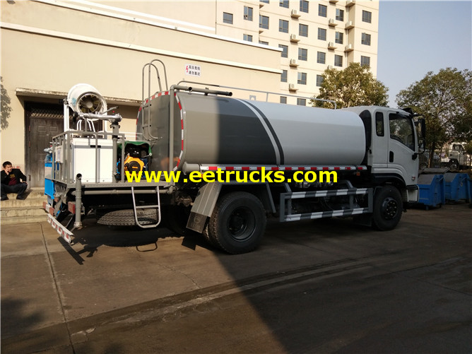 Road Water Tanker Trucks
