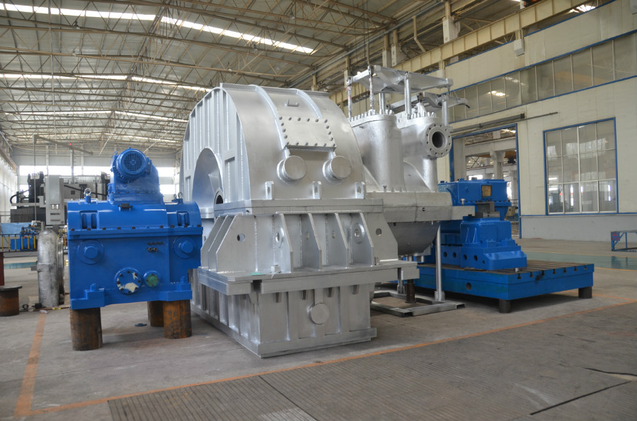 Condensing Steam Turbine (14)