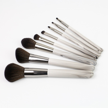 8PCS Ink Design Private Label Foundation Make-up Pinsel