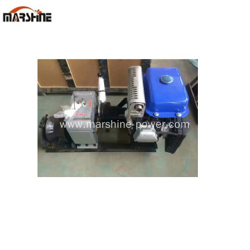Diesel Construction Winch Engine Winch Hoist