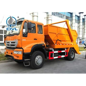 4x2 Swing Arm 10CBM Garbage Truck