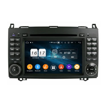 Mercedes A-W169 2005-2011 android radio