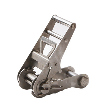 "3"" Heavy Duty 304 Stainless Steel Ratchet Buckle"
