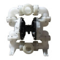 QBY engineering plastic pneumatic diaphragm pump