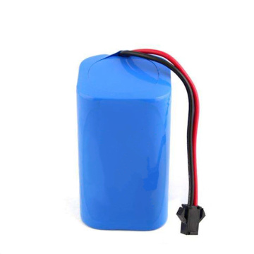 18650 1S4P 3.7V 10000mAh Lithium Ion Battery Pack