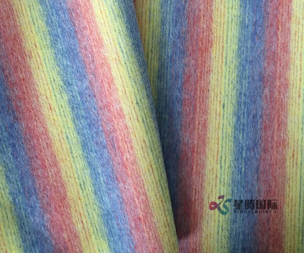 Double Face Woven 100% Wool Fabric
