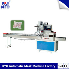Folding And Flat Mask Packaging Machine