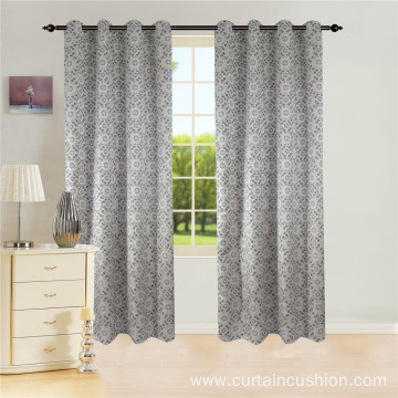 Fancy Joint Jacquard Curtain Decoration