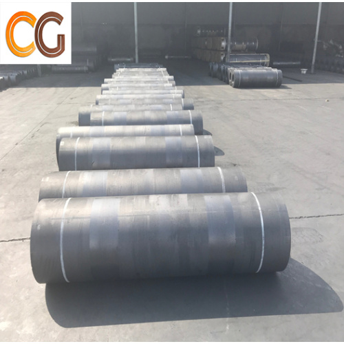 Petroleum coke RP 200mm RP Graphite electrodes