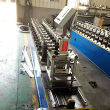 steel profile roller shutter forming machine