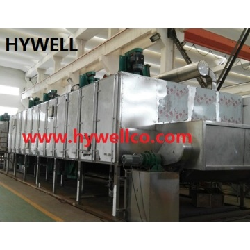 Parsnips Continuous Drying Machine