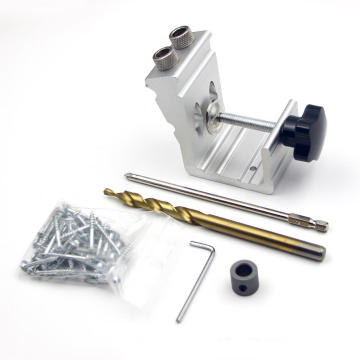 All-In-One Aluminum Pocket Hole Jig Kit