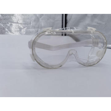 High Transmission Safety Protective Lens Goggle