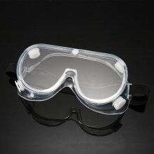 PVC Anti fog Eye Protective Goggles Glasses