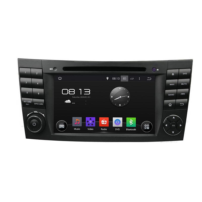 W211 Car Media Player