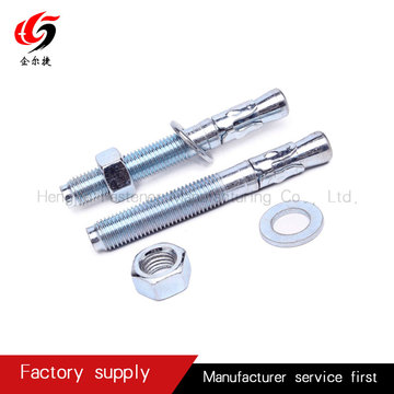 Zinc Plated Expansion Lifting Anchor Elevator Anchor Bolt