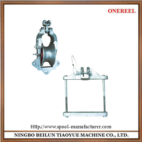 pulley blocks for wire rope
