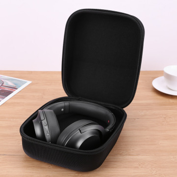 ALLOYSEED EVA Hard Headset Case for Sennheiser HD650 Portable Carrying Travel Headphone Case for Sennheiser HD650 HD598 HD600