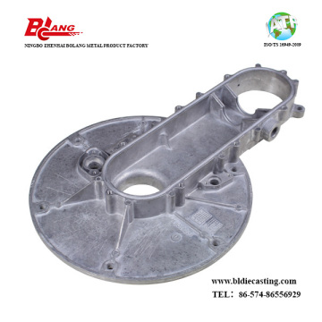 High Precision Aluminum Die Casting for Motor Enclosure
