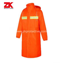 cheap reflective raincoat safety professionan workwear